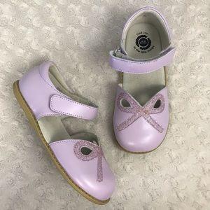 Livie & Luca Mary Jane Sandals Size 2 Light Purple